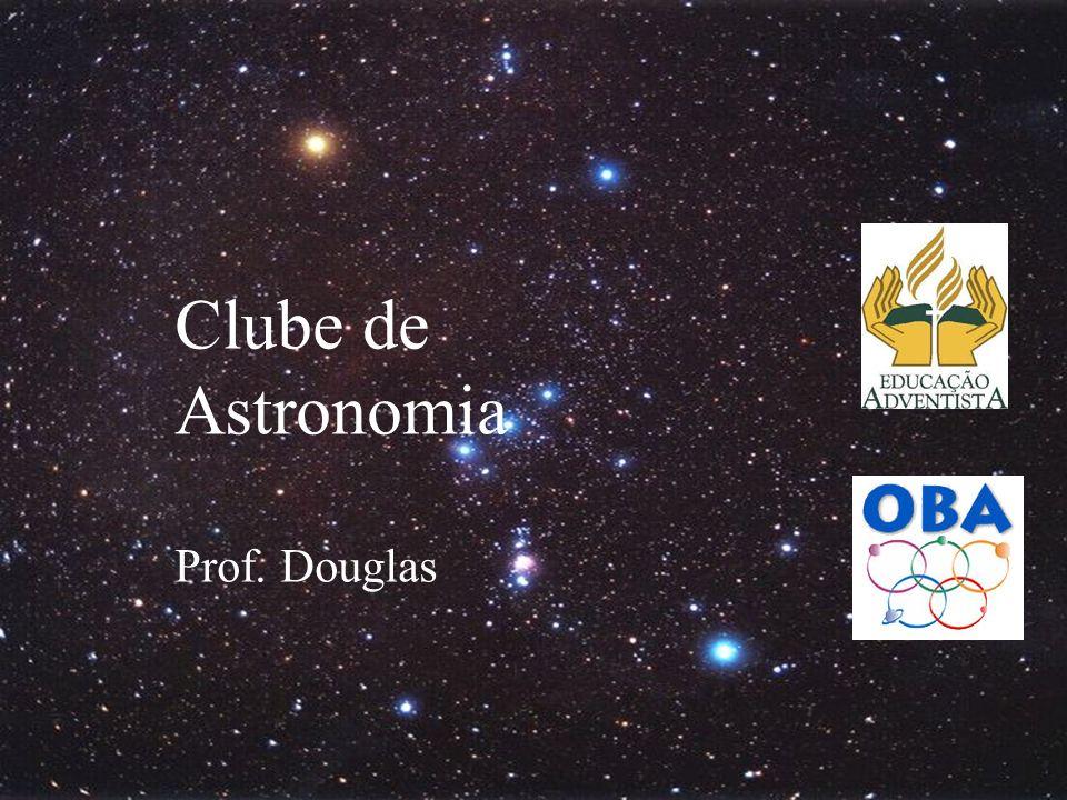Clube de Astronomia Prof. Douglas