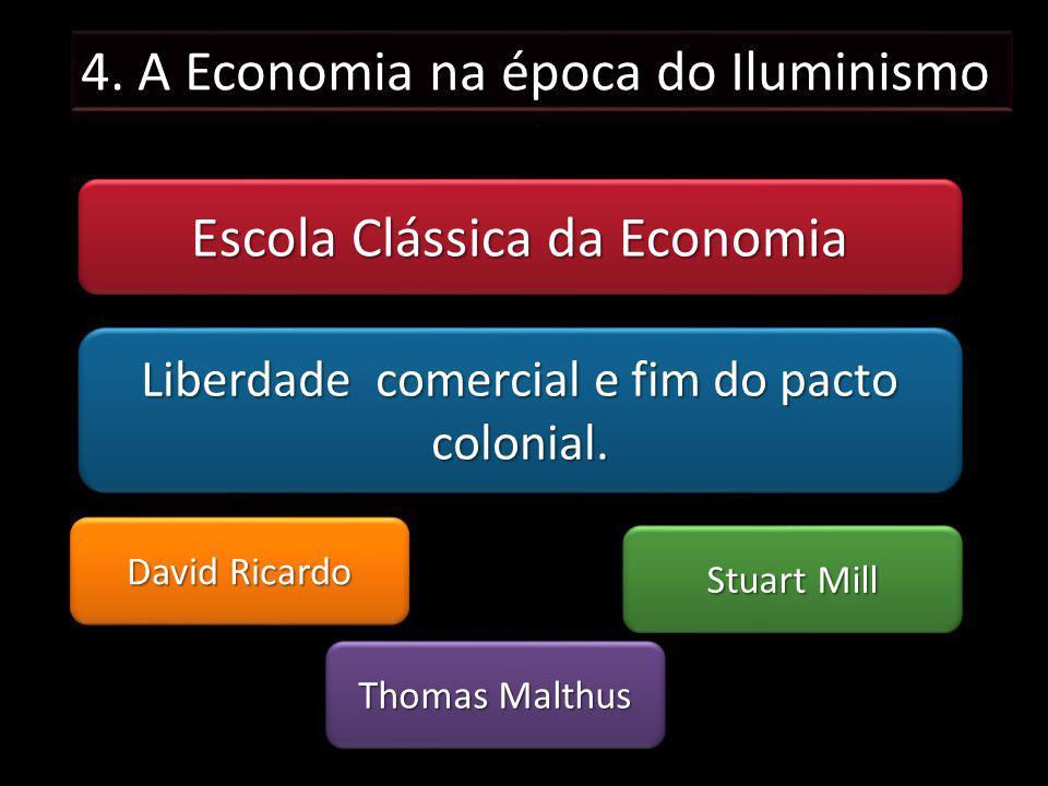 4. A Economia na época do Iluminismo