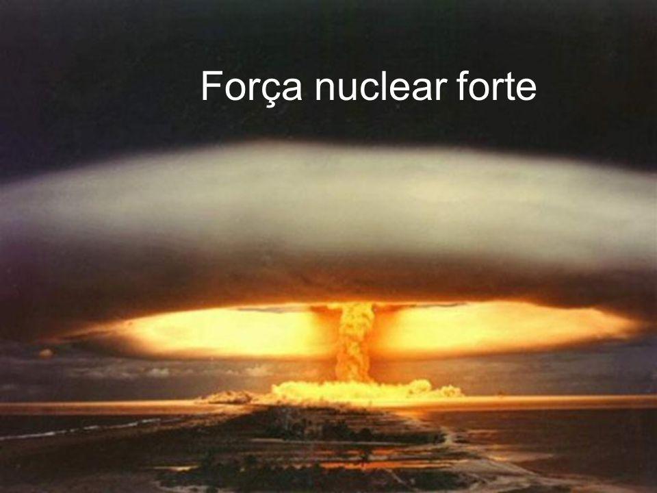 Força nuclear forte