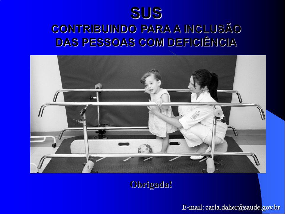 CONTRIBUINDO PARA A INCLUSÃO DAS PESSOAS COM DEFICIÊNCIA
