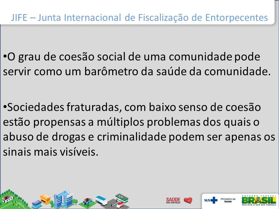 JIFE – Junta Internacional de Fiscalização de Entorpecentes