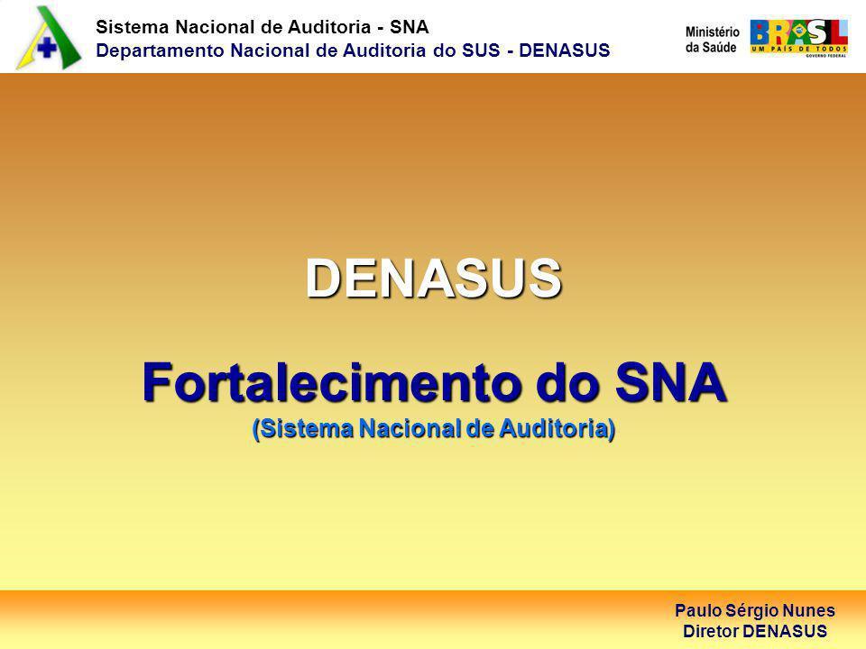 (Sistema Nacional de Auditoria)