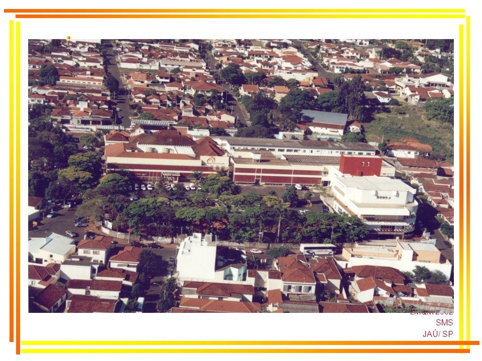 Programa de Prevenção do Câncer Ginecológico Hospital Amaral Carvalho – Jaú – S.P.