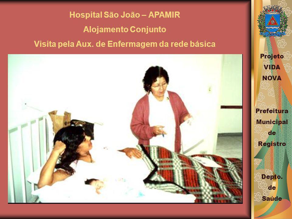 Hospital São João – APAMIR Alojamento Conjunto