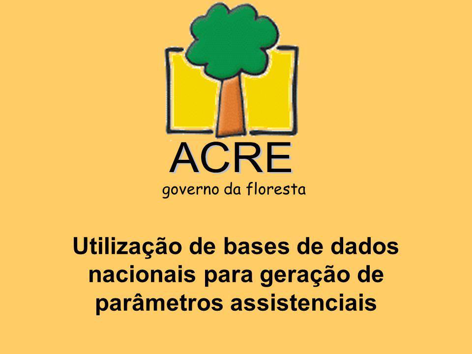 governo da floresta ACRE.