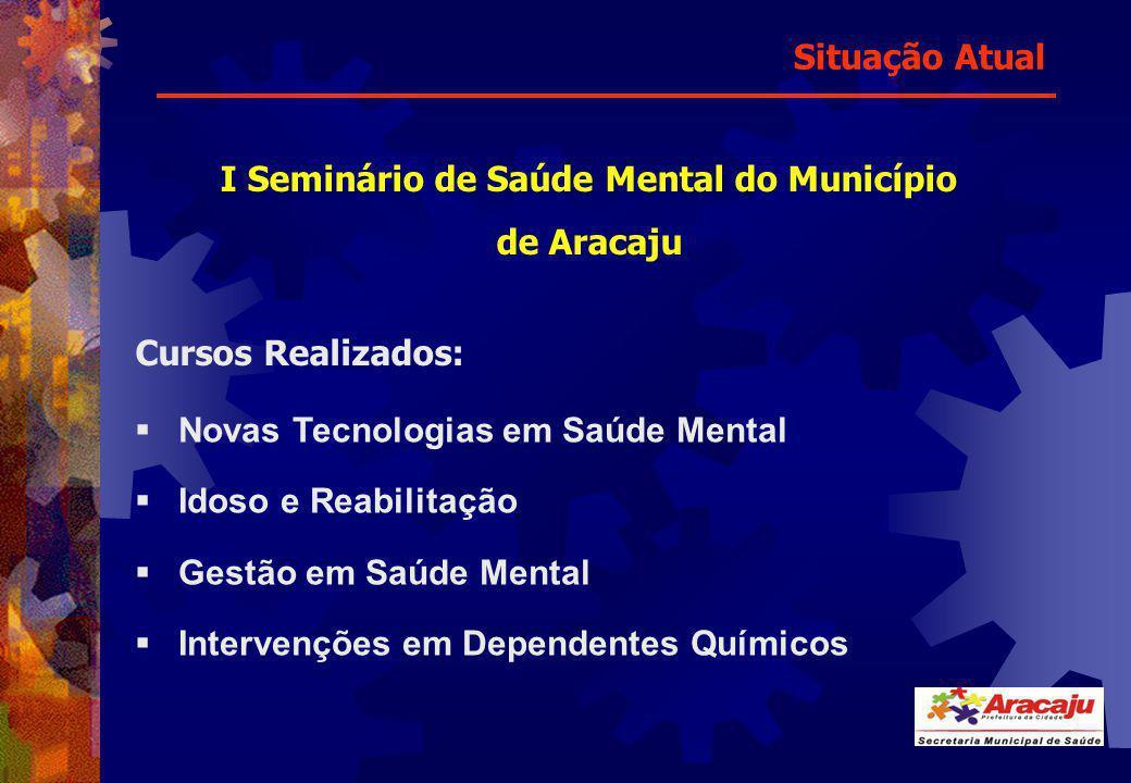 I Seminário de Saúde Mental do Município