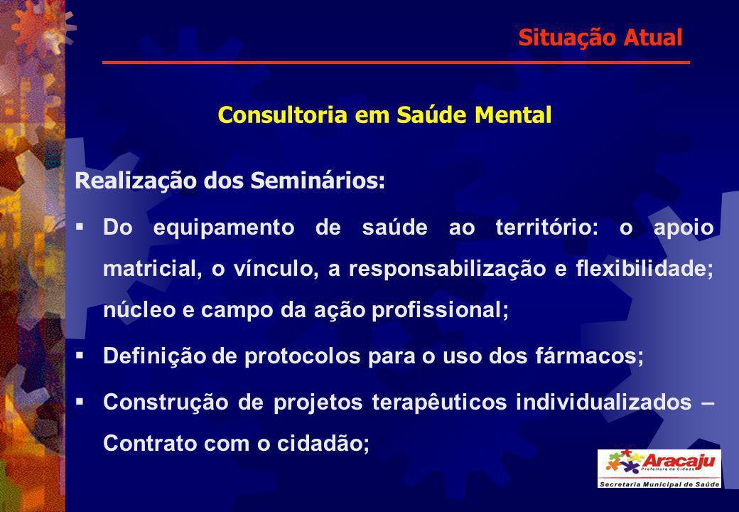 Consultoria em Saúde Mental