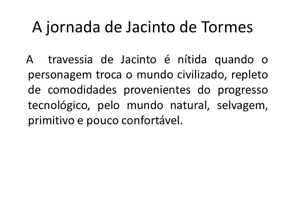 A jornada de Jacinto de Tormes