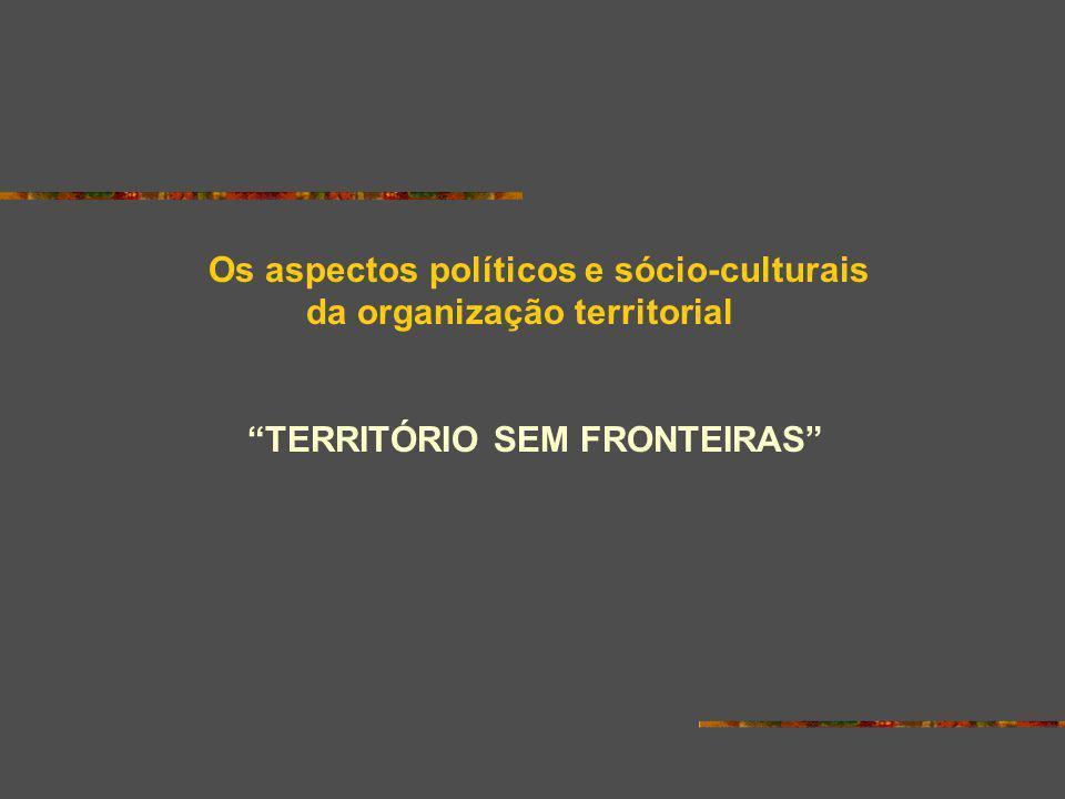 TERRITÓRIO SEM FRONTEIRAS
