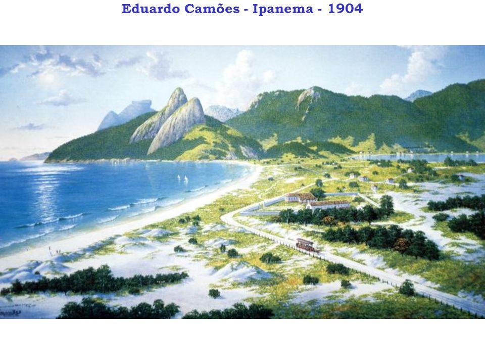 Eduardo Camões - Ipanema - 1904