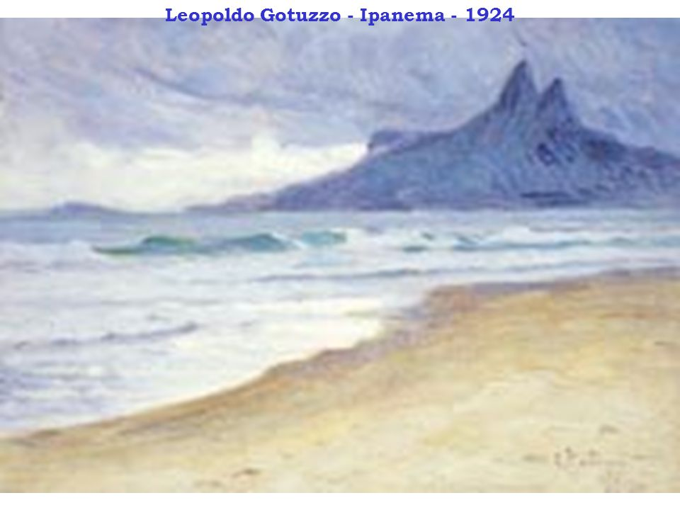 Leopoldo Gotuzzo - Ipanema - 1924