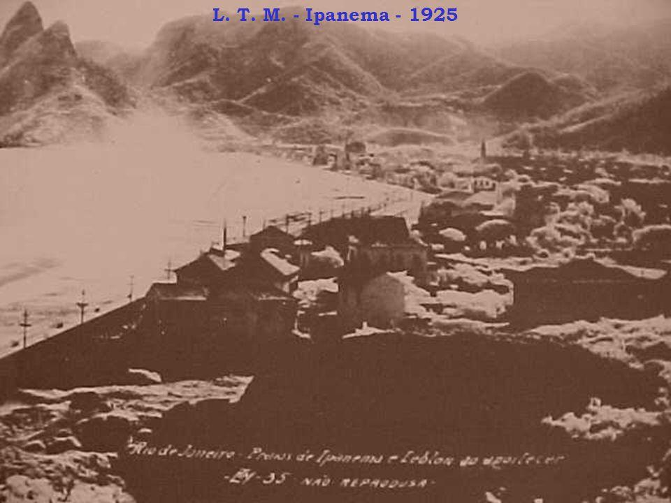 L. T. M. - Ipanema - 1925