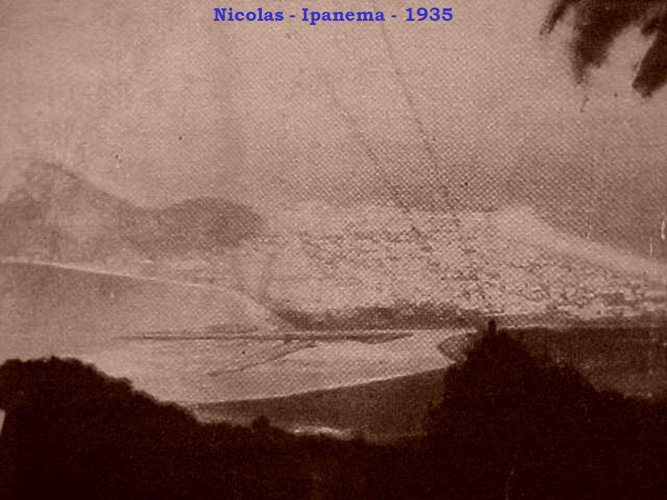 Nicolas - Ipanema - 1935