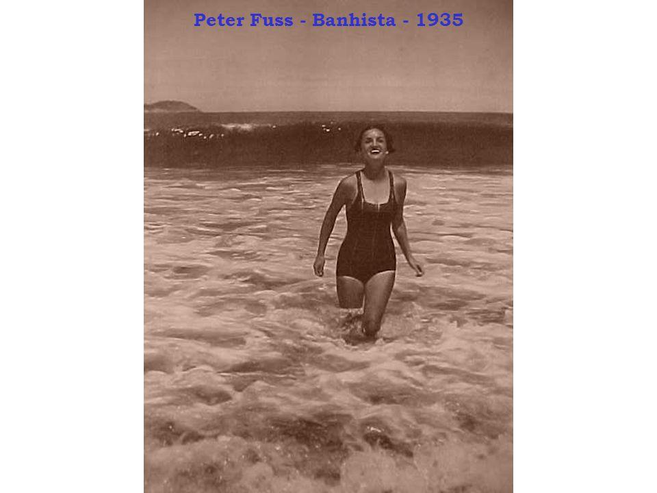 Peter Fuss - Banhista - 1935