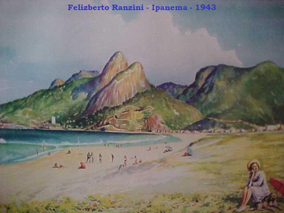 Felizberto Ranzini - Ipanema - 1943