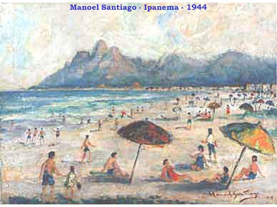 Manoel Santiago - Ipanema - 1944