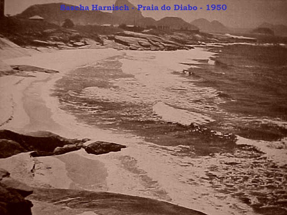 Sascha Harnisch - Praia do Diabo - 1950