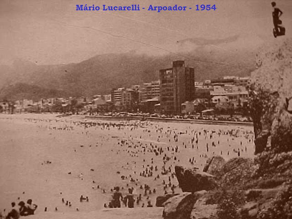 Mário Lucarelli - Arpoador - 1954