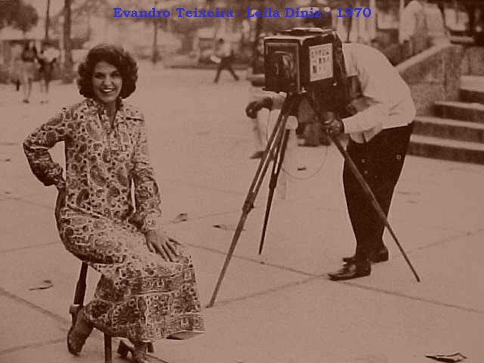 Evandro Teixeira - Leila Diniz - 1970