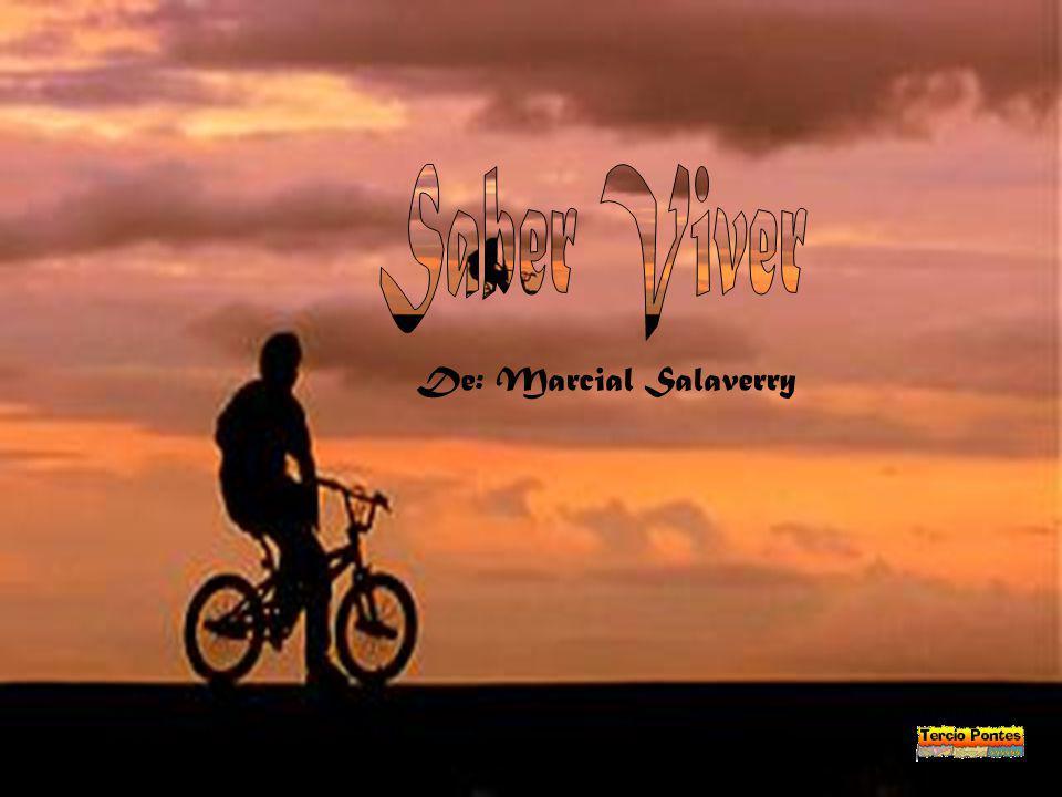 Saber Viver De: Marcial Salaverry