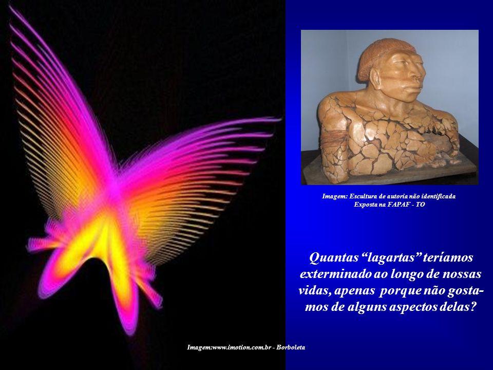 Imagem: Escultura de autoria não identificada