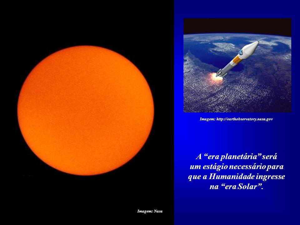 A era planetária será um estágio necessário para