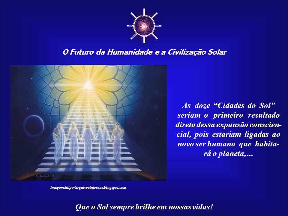 ☼ As doze Cidades do Sol seriam o primeiro resultado