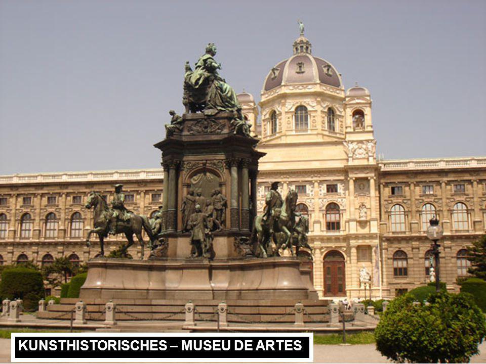 KUNSTHISTORISCHES – MUSEU DE ARTES