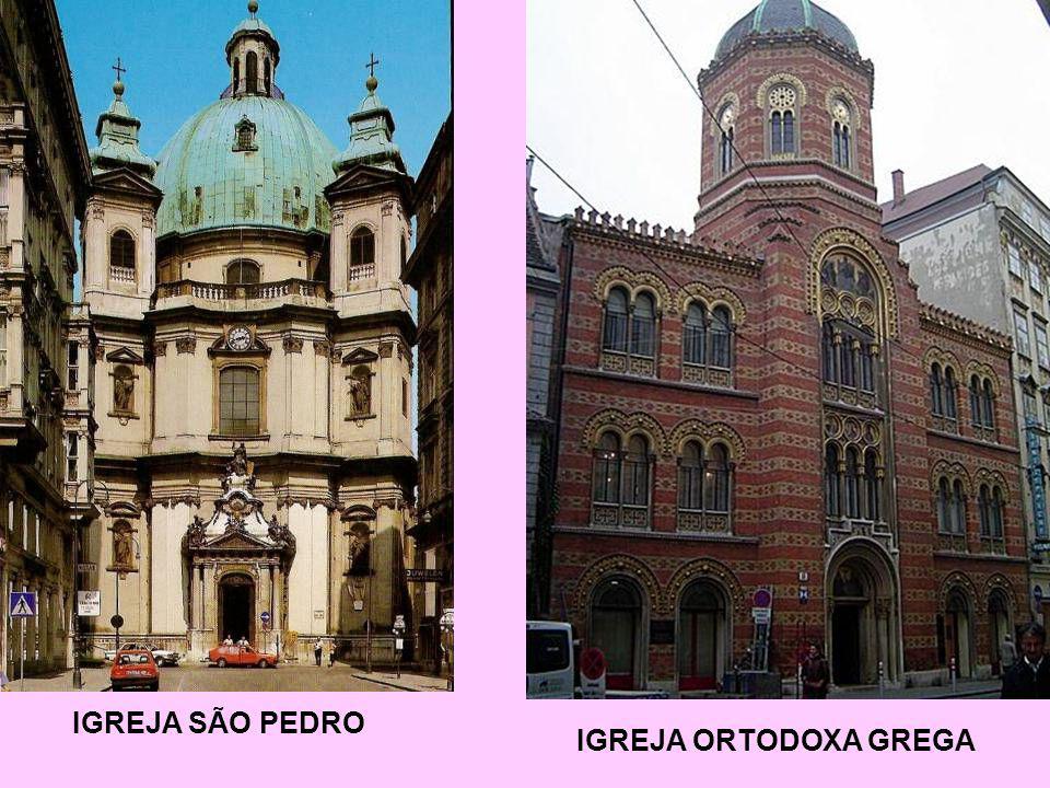 IGREJA SÃO PEDRO IGREJA ORTODOXA GREGA