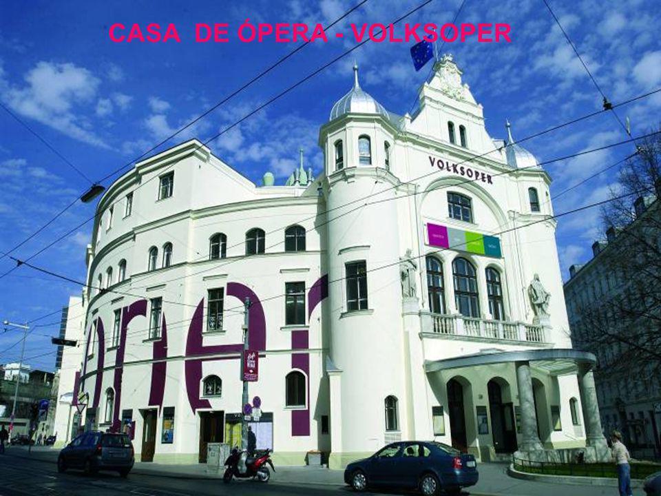 CASA DE ÓPERA - VOLKSOPER