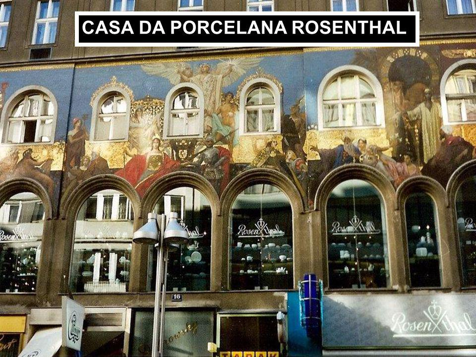 CASA DA PORCELANA ROSENTHAL