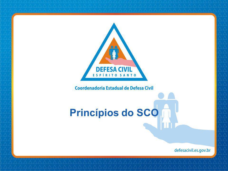 Princípios do SCO