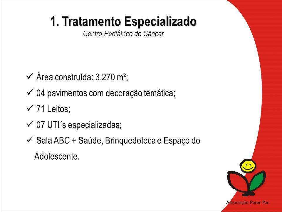 1. Tratamento Especializado