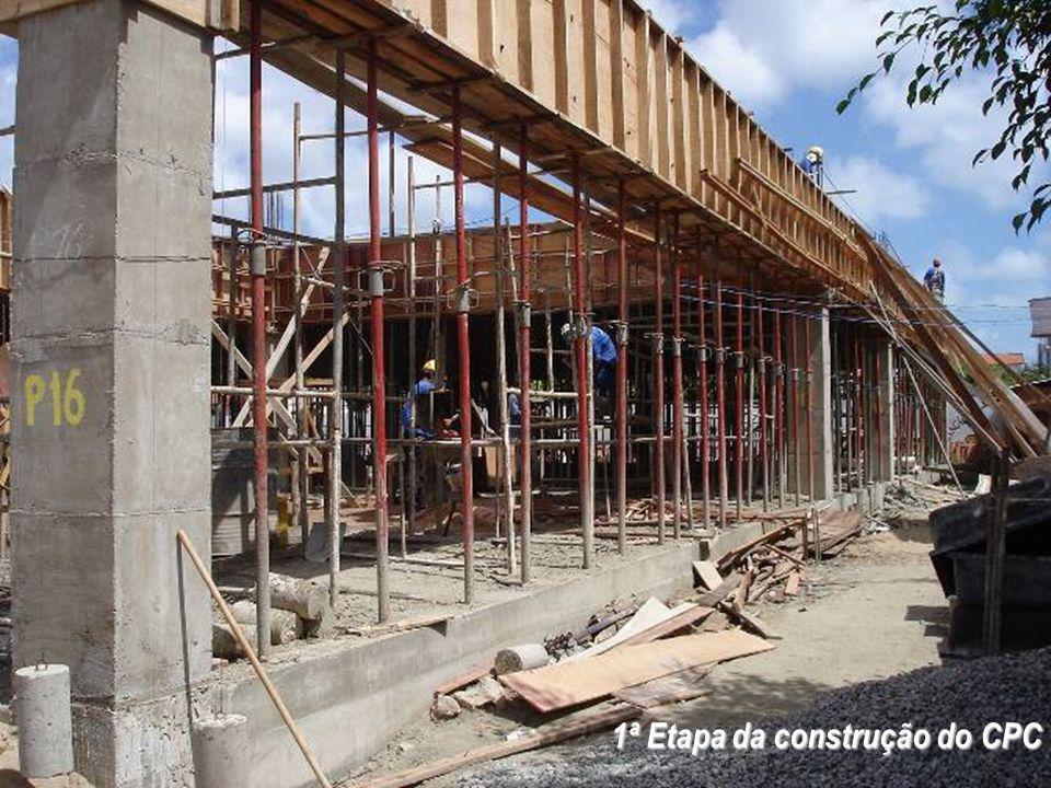 1ª Etapa da construção do CPC