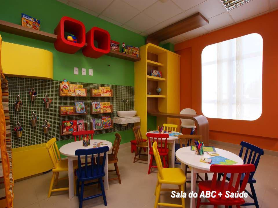Sala do ABC + Saúde