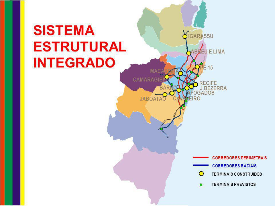 SISTEMA ESTRUTURAL INTEGRADO