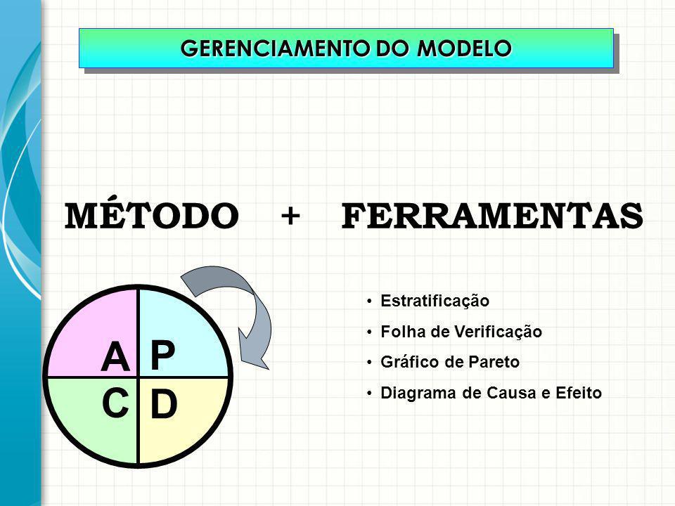 GERENCIAMENTO DO MODELO