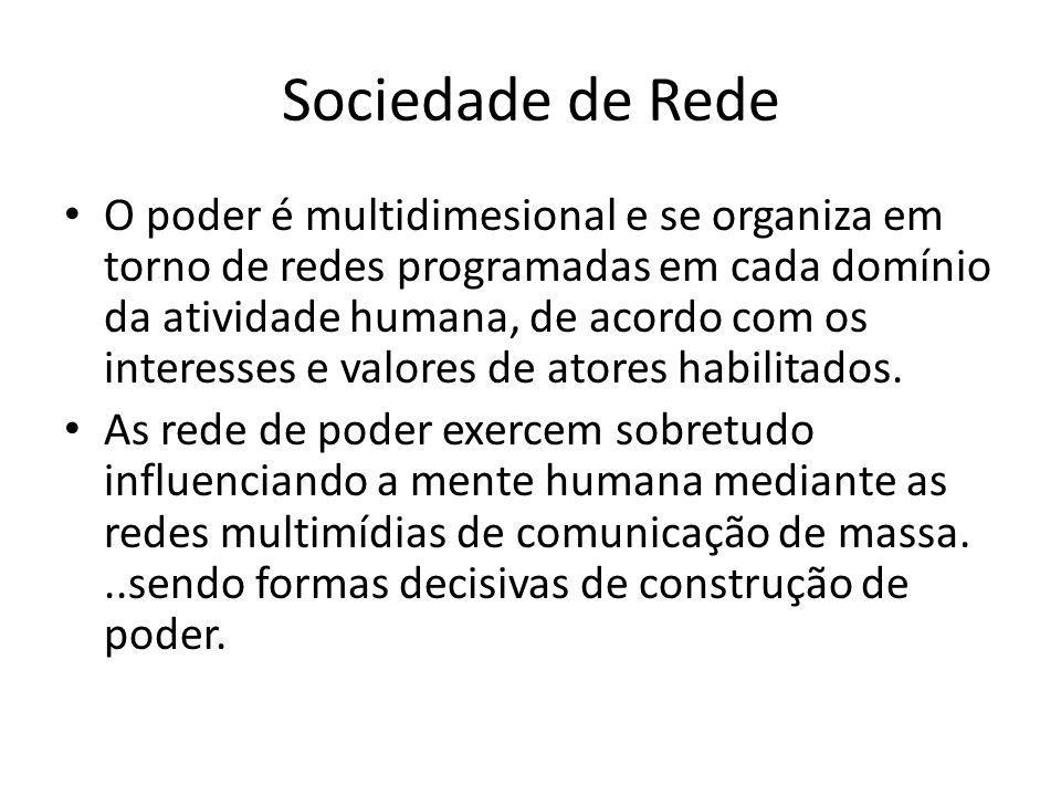 Sociedade de Rede