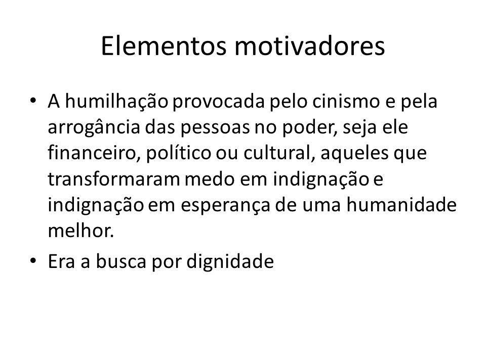 Elementos motivadores