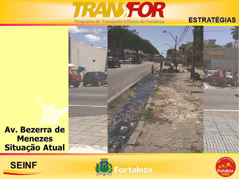 Av. Bezerra de Menezes Situação Atual
