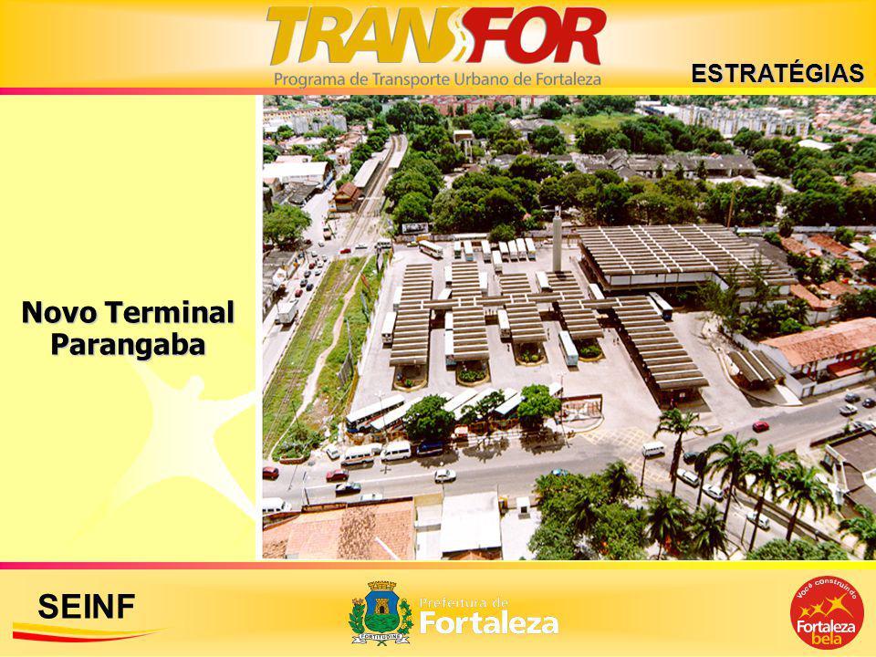 Novo Terminal Parangaba
