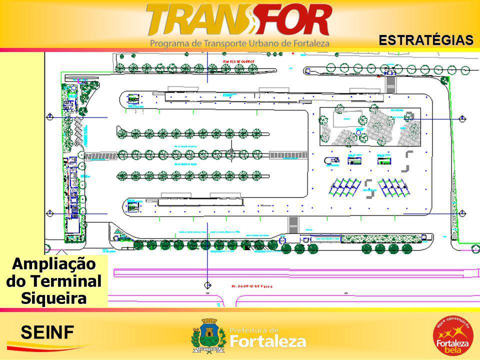 Ampliação do Terminal Siqueira