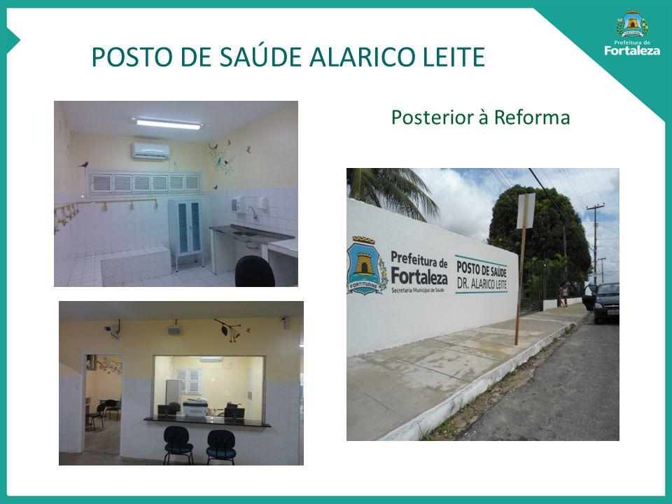 POSTO DE SAÚDE ALARICO LEITE