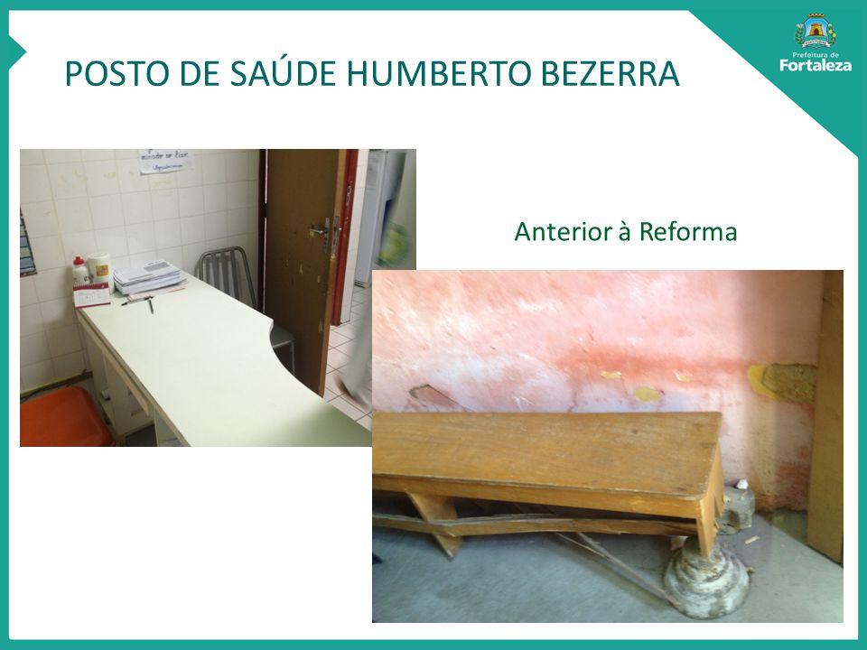 POSTO DE SAÚDE HUMBERTO BEZERRA