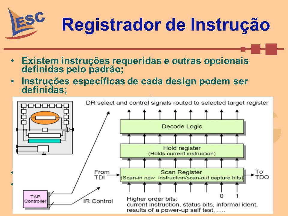 Registrador de Instrução