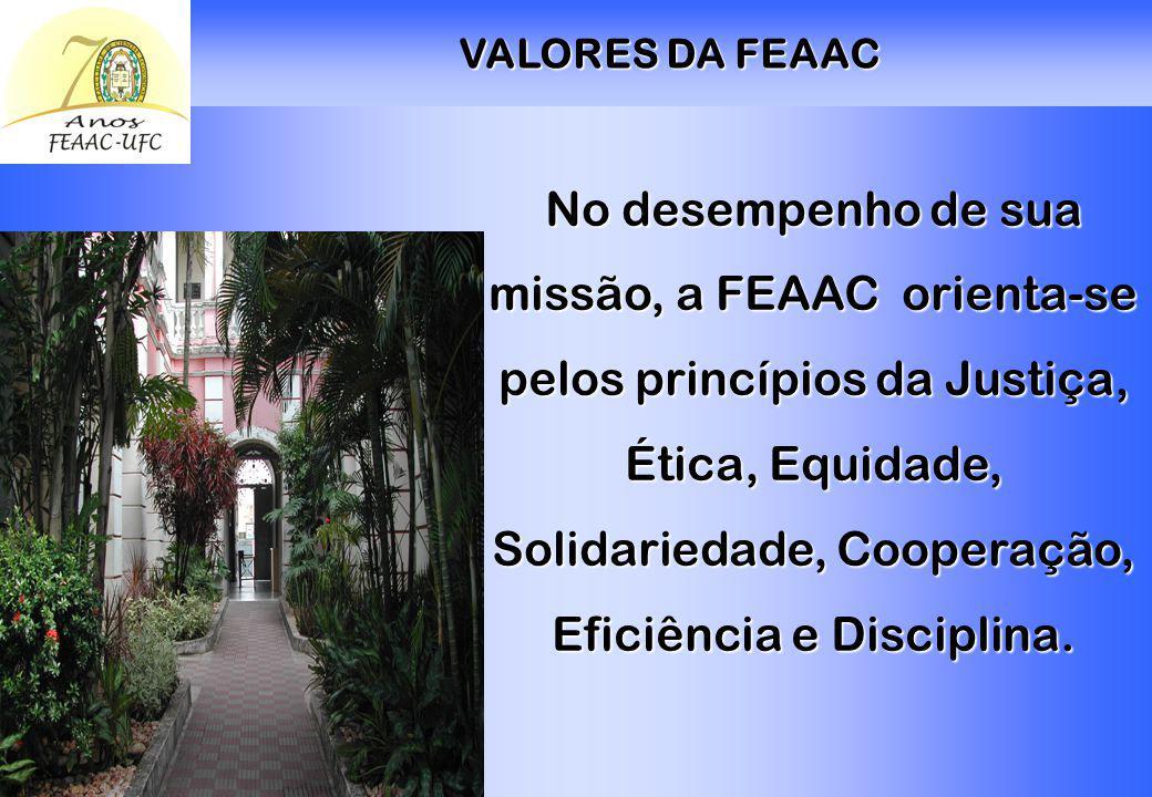 VALORES DA FEAAC