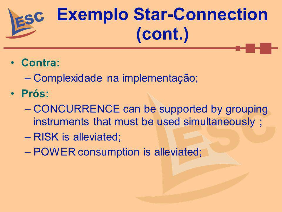 Exemplo Star-Connection (cont.)