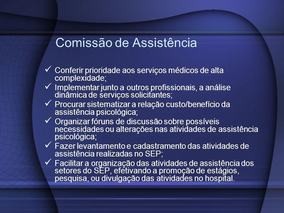 Comissão de Assistência