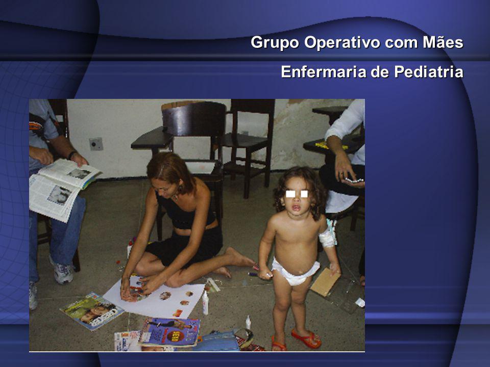 Grupo Operativo com Mães