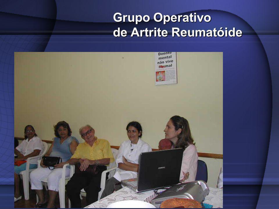 Grupo Operativo de Artrite Reumatóide